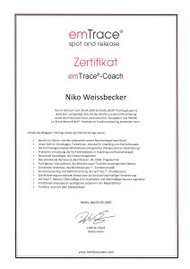 Zertifikate emTrace Level 1_Seite_1