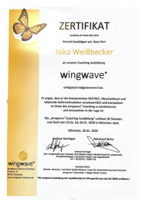 Wingwave-Coach