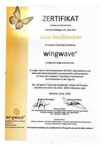 Wingwave-Coach